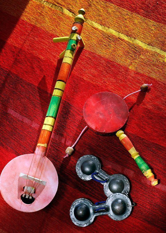 Moroccan Instrument Set | kiddos | Pinterest | Instruments