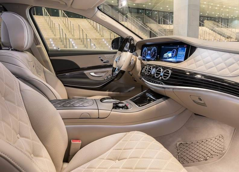 2018 Mercedes Benz S Class Maybach Refreshed And Better Benz S