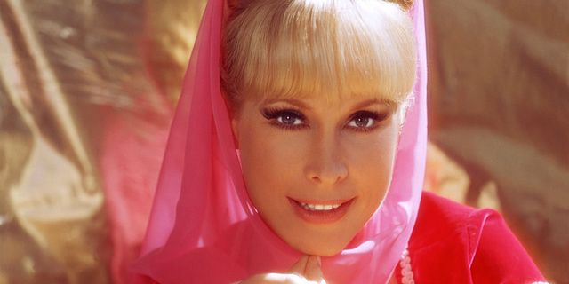 I Dream Of Jeannie. I wanted to be Roger Healey when I grew up. Or Larry Dallas.
