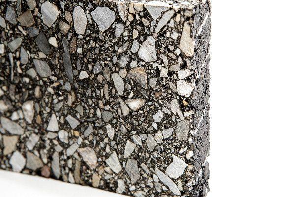 Black Gold • Materia (asphalt)