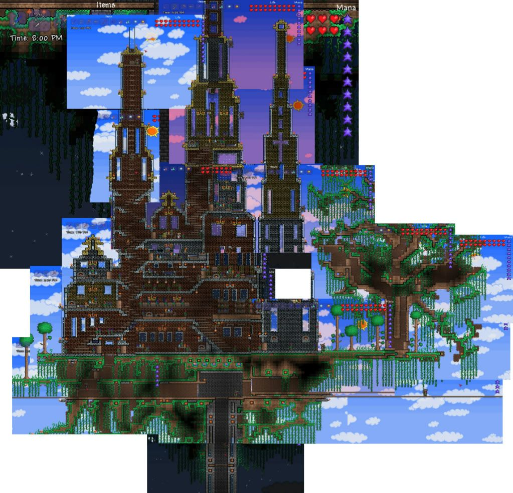 Minecraft House Designs Ideas Latest Version Apk: Terraria, Nerd Stuff And