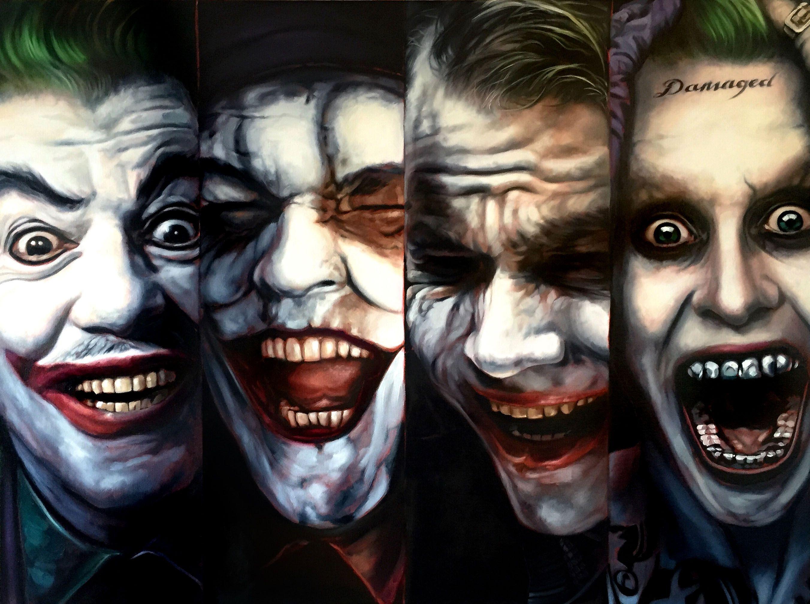 pin the joker art - photo #35