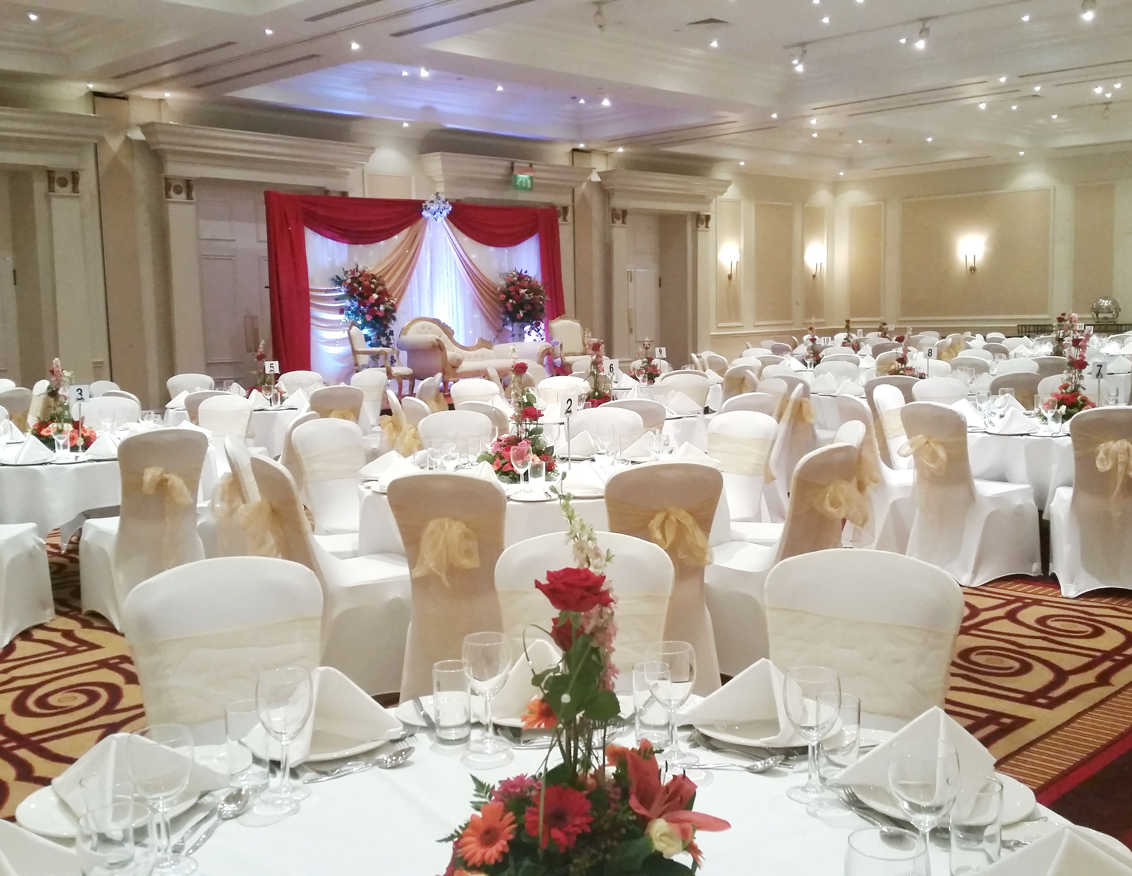 Elegant weddingsetup in our adelaide ballroom the london marriott elegant weddingsetup in our adelaide ballroom the london marriott hotel regents park is perfect for wedding ceremonies receptions of all sizes junglespirit Images