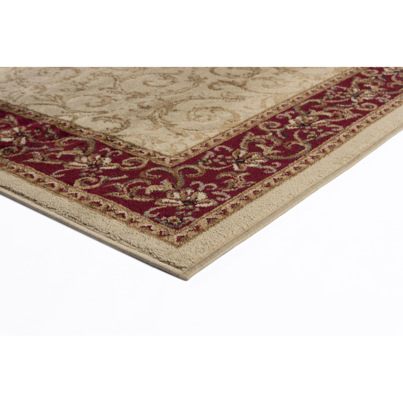 Alise rhythm 3 piece transitional area rug set