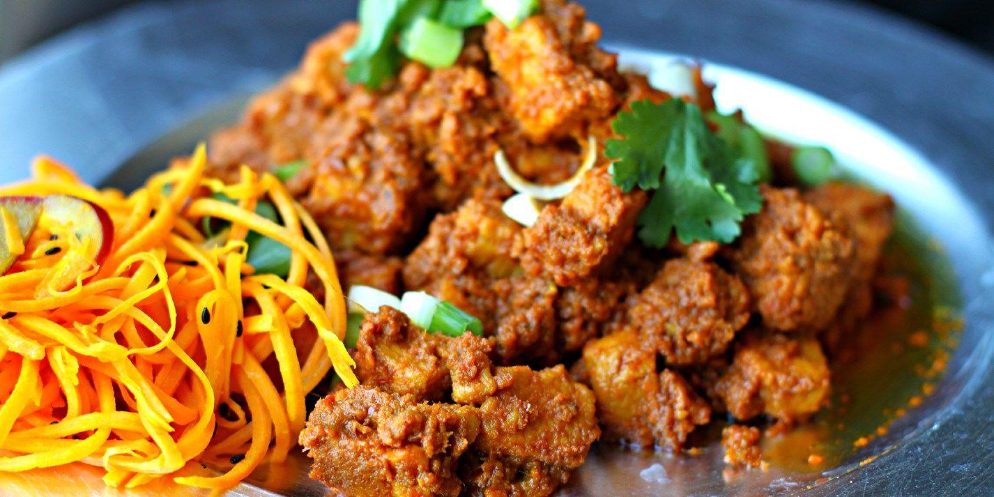 Quorn Rendang Curry Recipe Quorn Recipes Quorn Vegetarian