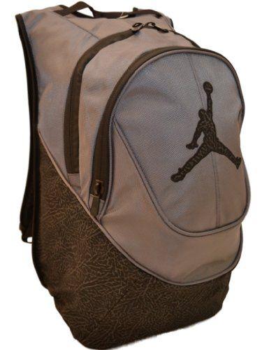 5ba093e1ed185e Nike Air Jordan Ele-mentary Backpack for 15