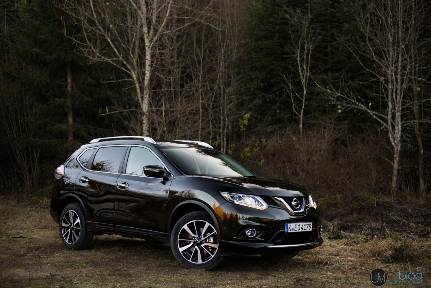 Experience Nissan XTrail 2.0 dci 173ch in the mud New