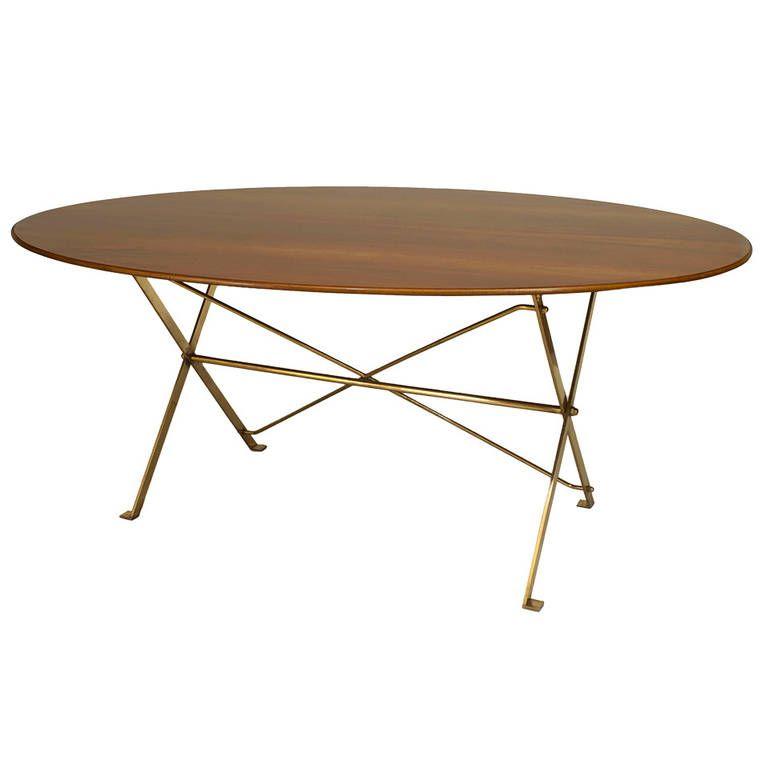 1950 Italian Dining Table By Azucena Italian Dining Room Table