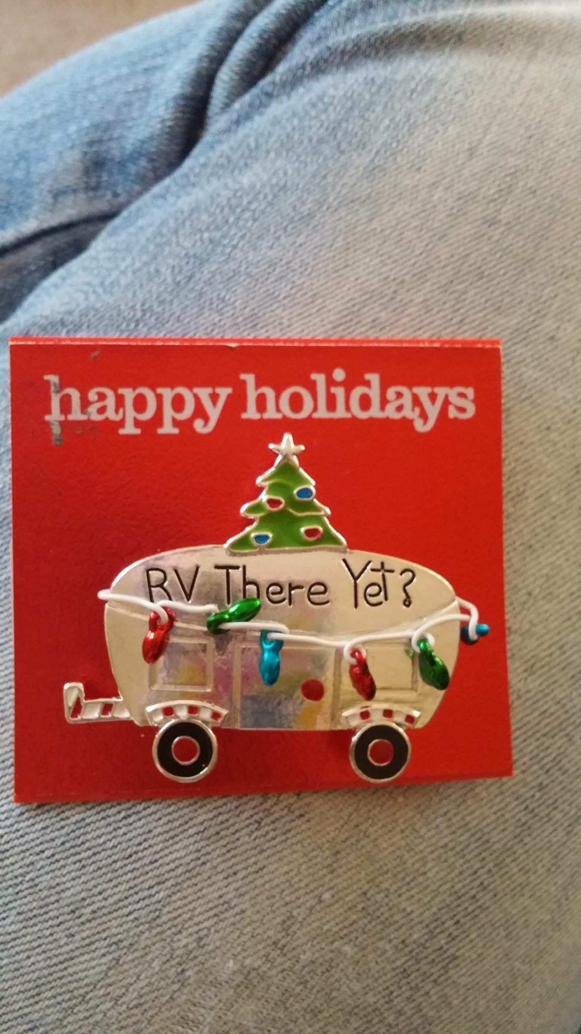 Happy Holidays RV style! | Camping & Roughing it in the Great ...