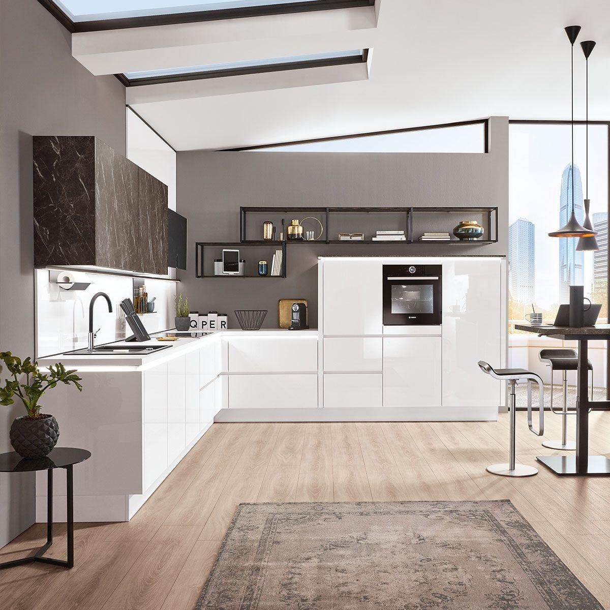 Einbaukuche Online Kaufen Xxxlutz In 2020 Einbaukuche Kuche Zuhause