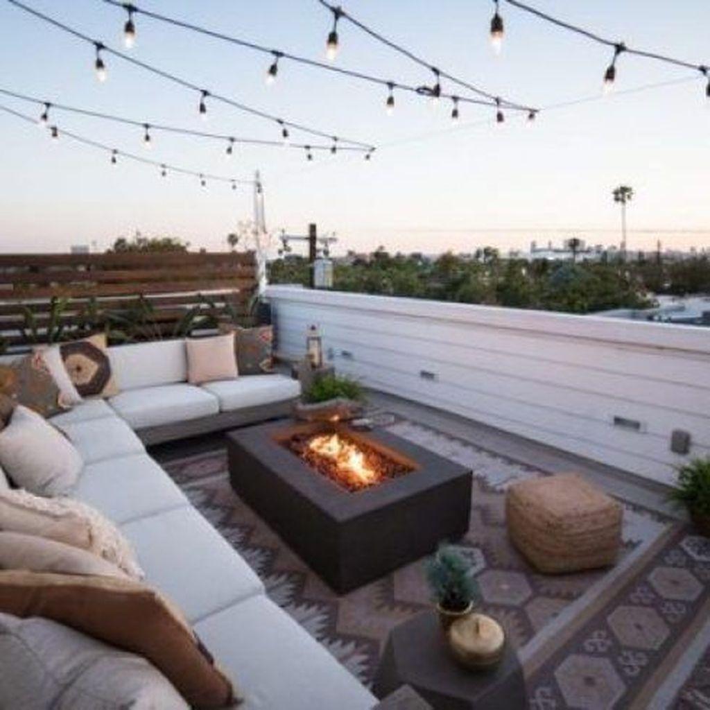 34 Nice Rooftop Terrace Design Ideas Rooftop Terrace Design Patio Rooftop Decor