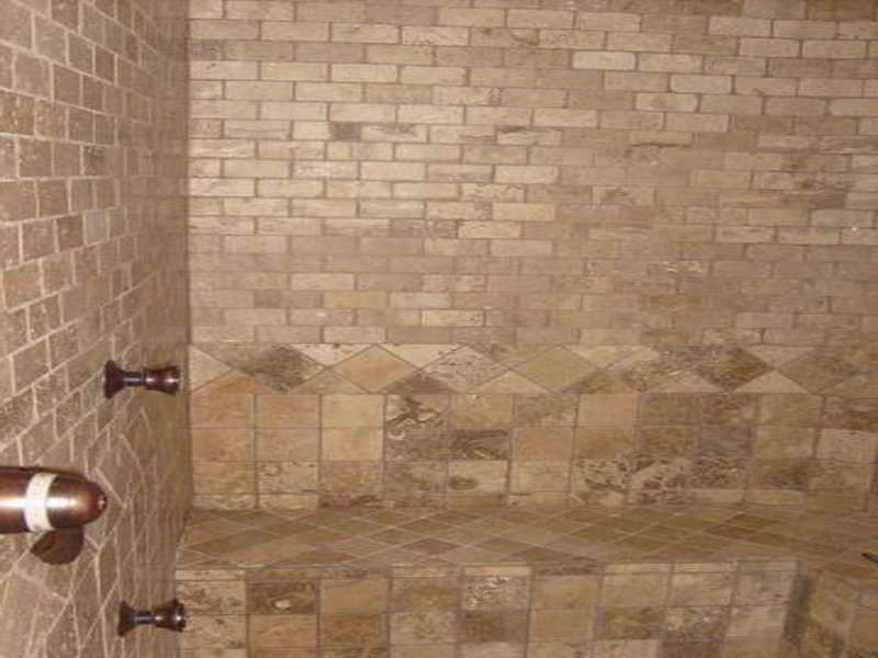 Tile Bathroom Designs - Shower tile ideas for small shower