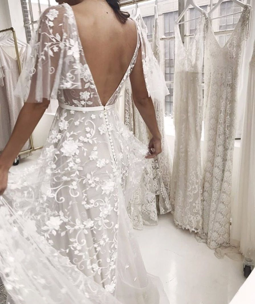 Anna Campbell Wedding Gown: Anna Campbell Bridal
