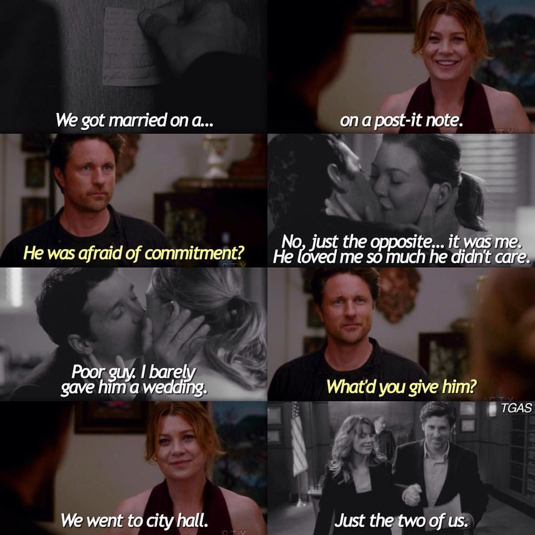 Sad but I think Mer and Riggs would make a cute couple can\'t wait to ...