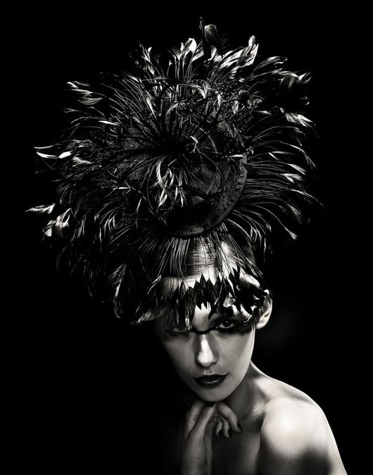 Millinery Hats | Soon Tong #photography