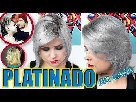 Ela Misturou Bicarbonato No Shampoo Veja O Resultado Youtube
