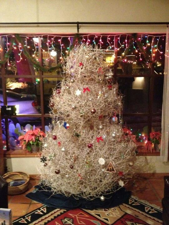 Tumbleweed tree in Texas-made one of these one Christmas ...
