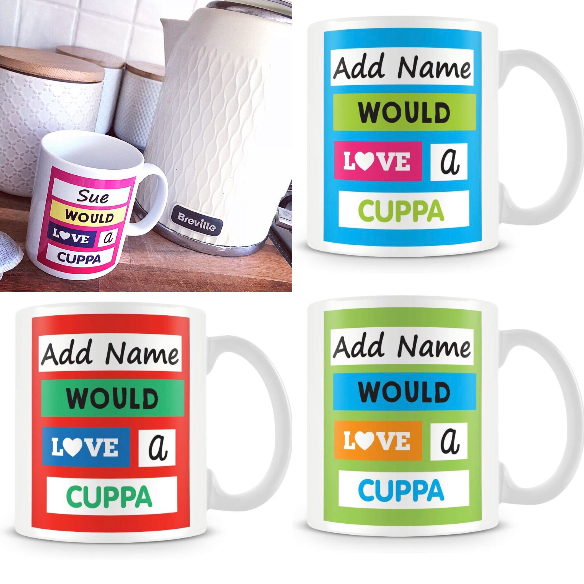 Don't you think that this is the perfect mug to let