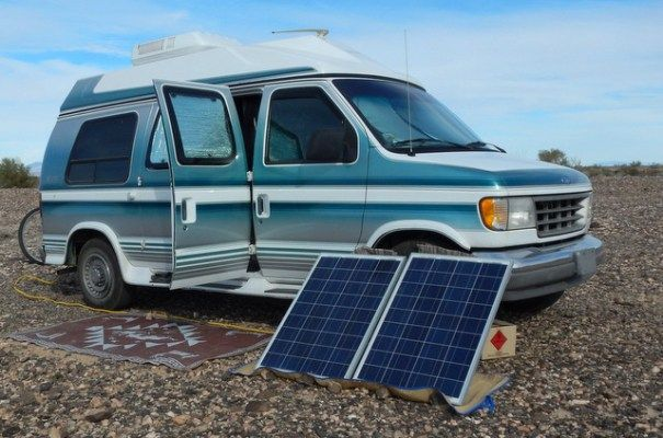 Guide To The Best Solar Panels For A Camper Van Conversion Solar Panels Diy Solar Panel Best Solar Panels