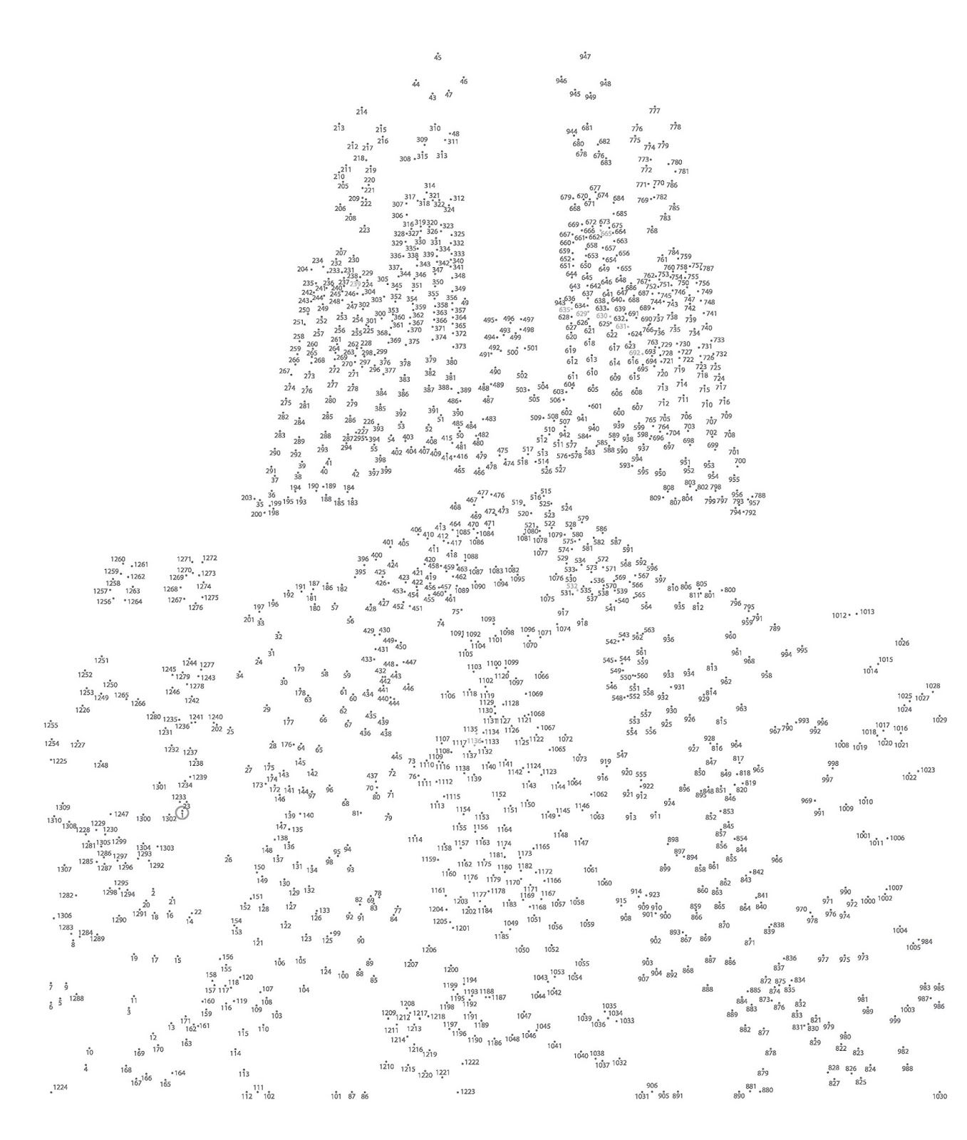 Image Result For Extreme Dot To Dot
