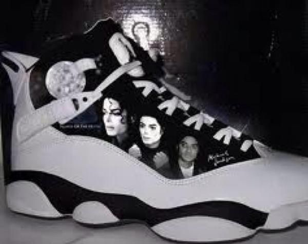 6841d90a877 I found 'Jordan Shoes Michael Jackson Edition' on Wish, check it out ...