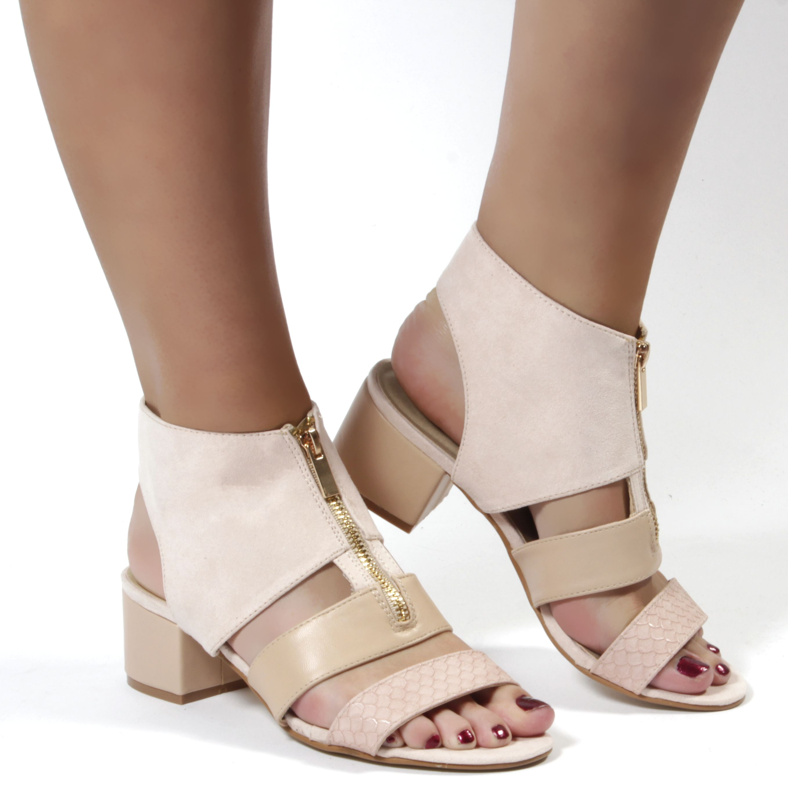 2891d9a31935 Summer sandals are SORTED these adley30 womens baby pink block sandals will  keep you feeling cool and fresh this summer