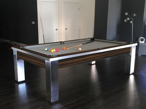 Las Vegas Pool Table Is A Marvel Of Contemporary Pool Table Style. The  Accents Create A Crisp Clean Style Unlike Any Other Modern Pool Table Table  We Offer.