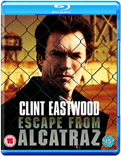 Escape From Alcatraz Blu Ray 1979 Region Free In 2020 Blu