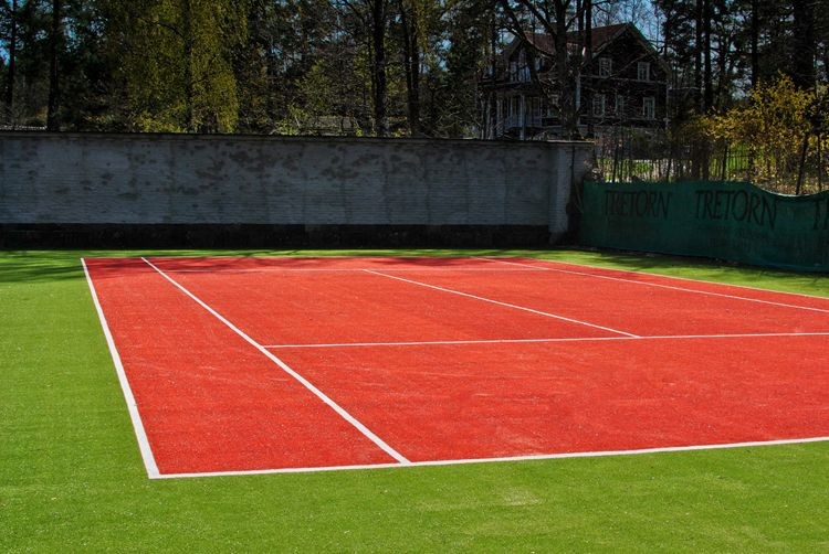 Tennis in Stockholm