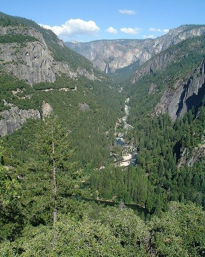 Yosemite - my own pictures.