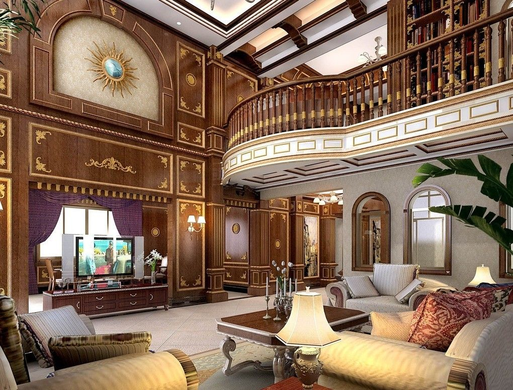 ... Glamorous Modern Chinese House With Great Living Room Design Interior