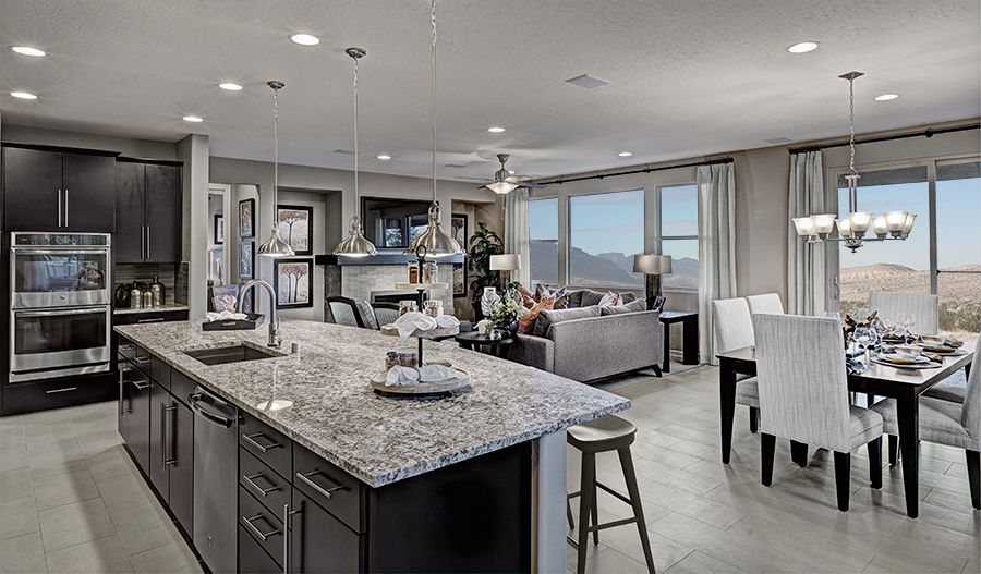 The New Henderson Nv Home Is Ancd