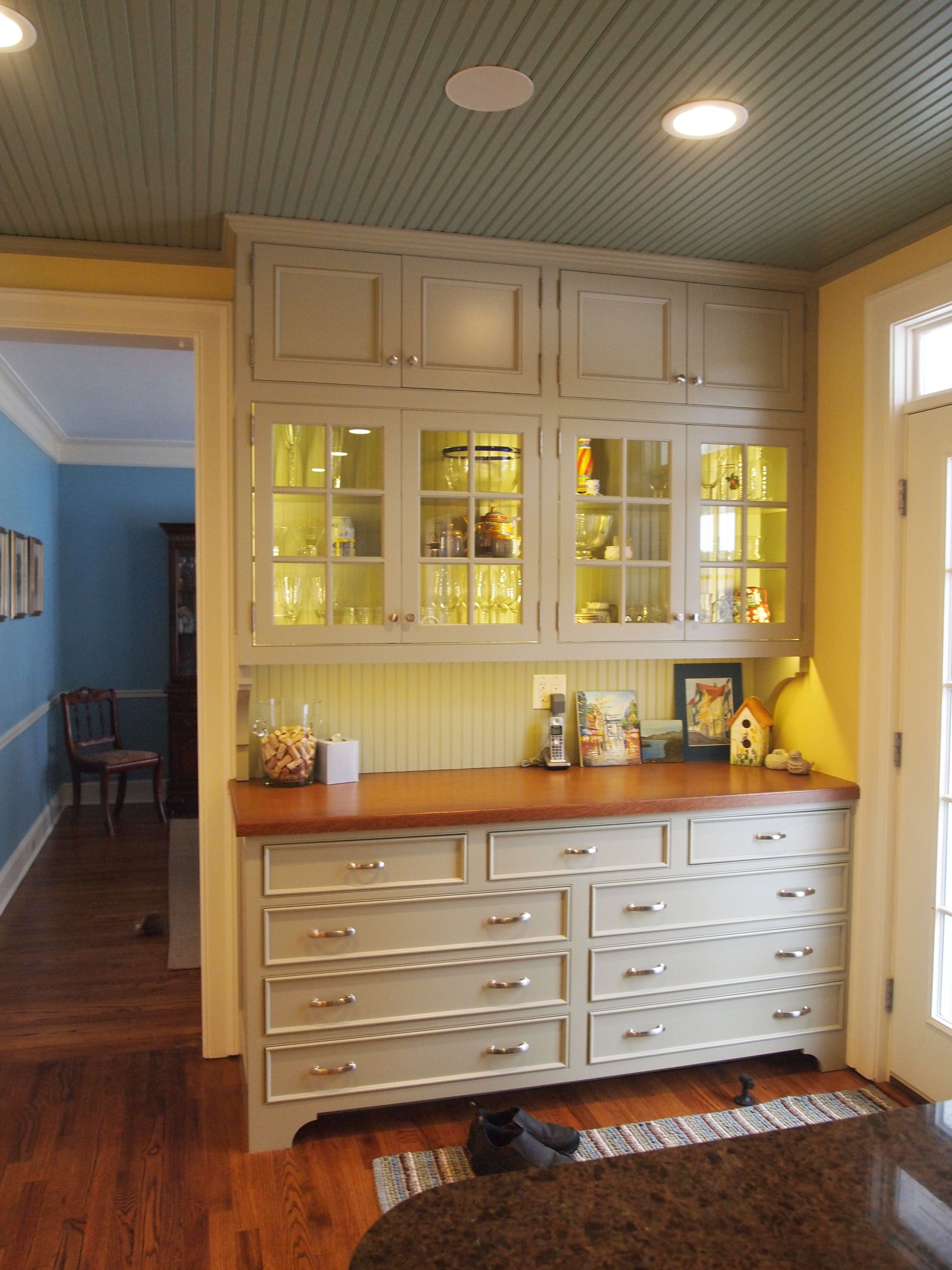 Mouser Custom Cabinetry Sideboard | Our Kitchens | Pinterest | Custom  Cabinetry, Kitchen Cabinetry And Kitchens