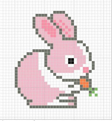 Les Petites Mailles De Marie Grilles C2c Pixel Art