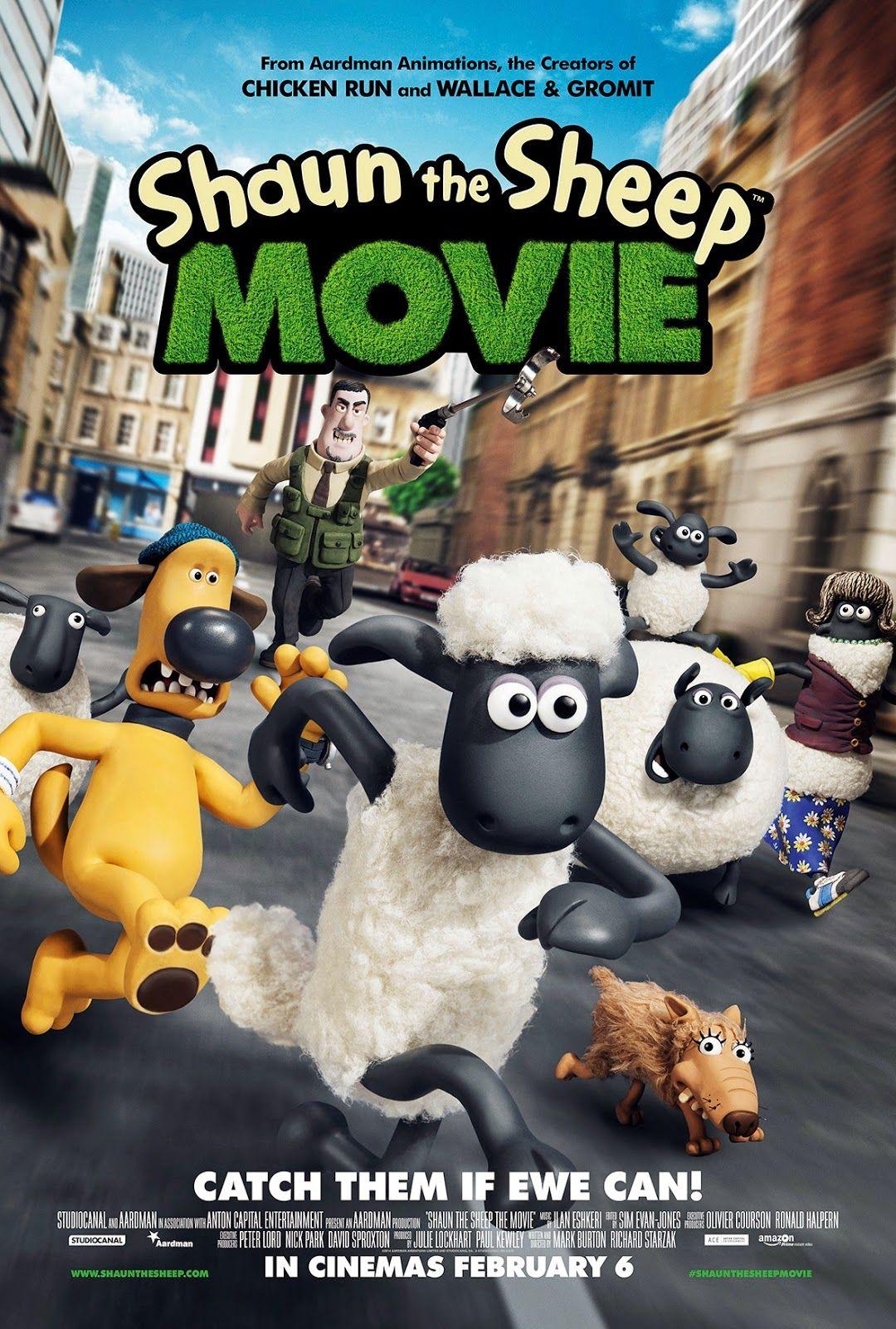 Pin Von Maria Schroeder Auf Movie Poster Shaun Das Schaf Schafe Filme