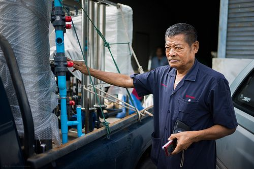 Khun Udon, Senior Technician