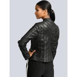Photo of Leather jacket, Alba Moda Alba ModaAlba Moda