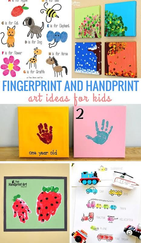 Marvelous Kids Handprint Craft Ideas Part - 9: Kids Are Only Little For So Long. Looking For Some Fun Kids Handprint Craft  Ideas Preserve The Memory Of When Their Little Hands And Fingers Were Su2026