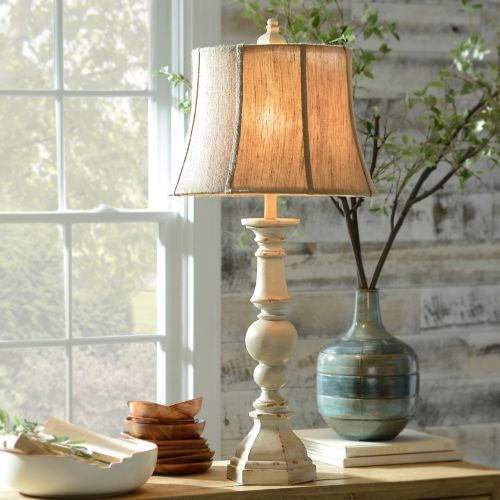 Kirklands Table Lamps Extraordinary Mackinaw Cream Table Lamp Decor Ideas For Mom's House Pinterest