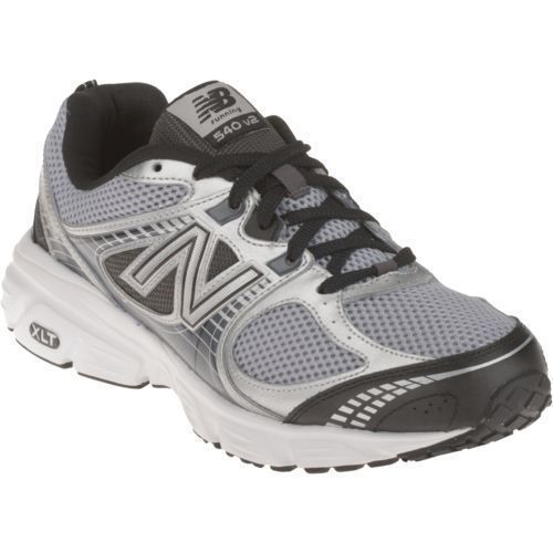 new style 31e0f 8b617 NEW BALANCE Mens 540 V2 Running Sneakers Shoes Silver Gray ...