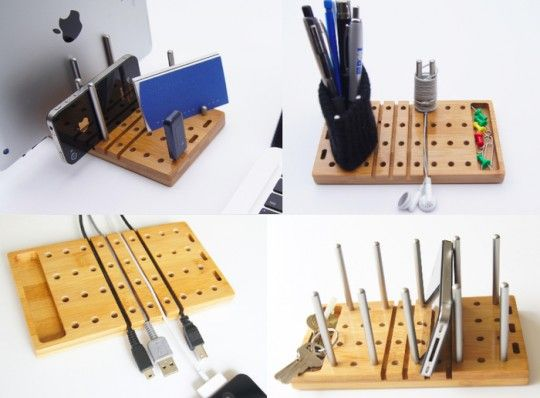 Modo lorganiseur de bureau en bois modulable des idées pour ma