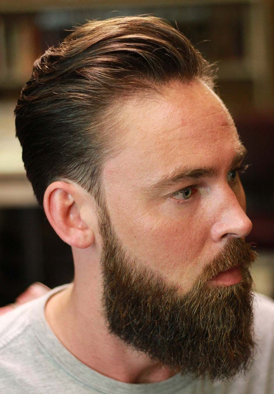 20 Hairstyles For Men With Thin Hair Add More Volume Thin Hair Men Haircuts For Men Tapered Haircut
