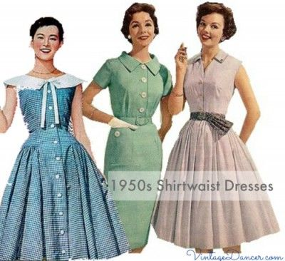 vintage 50s dresses 8 classic