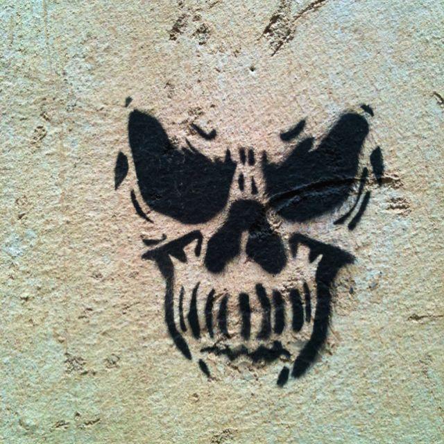 Stencils Skulls Spray Paint Skull Painting Skull Moose Art