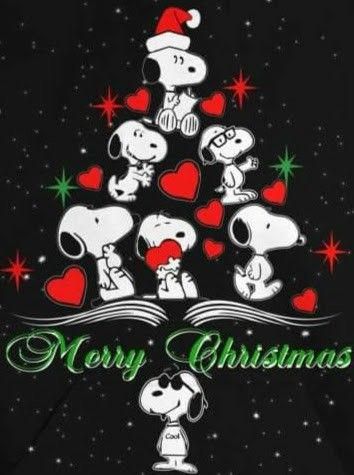 A Snoopy Christmas is a Merry Christmas!