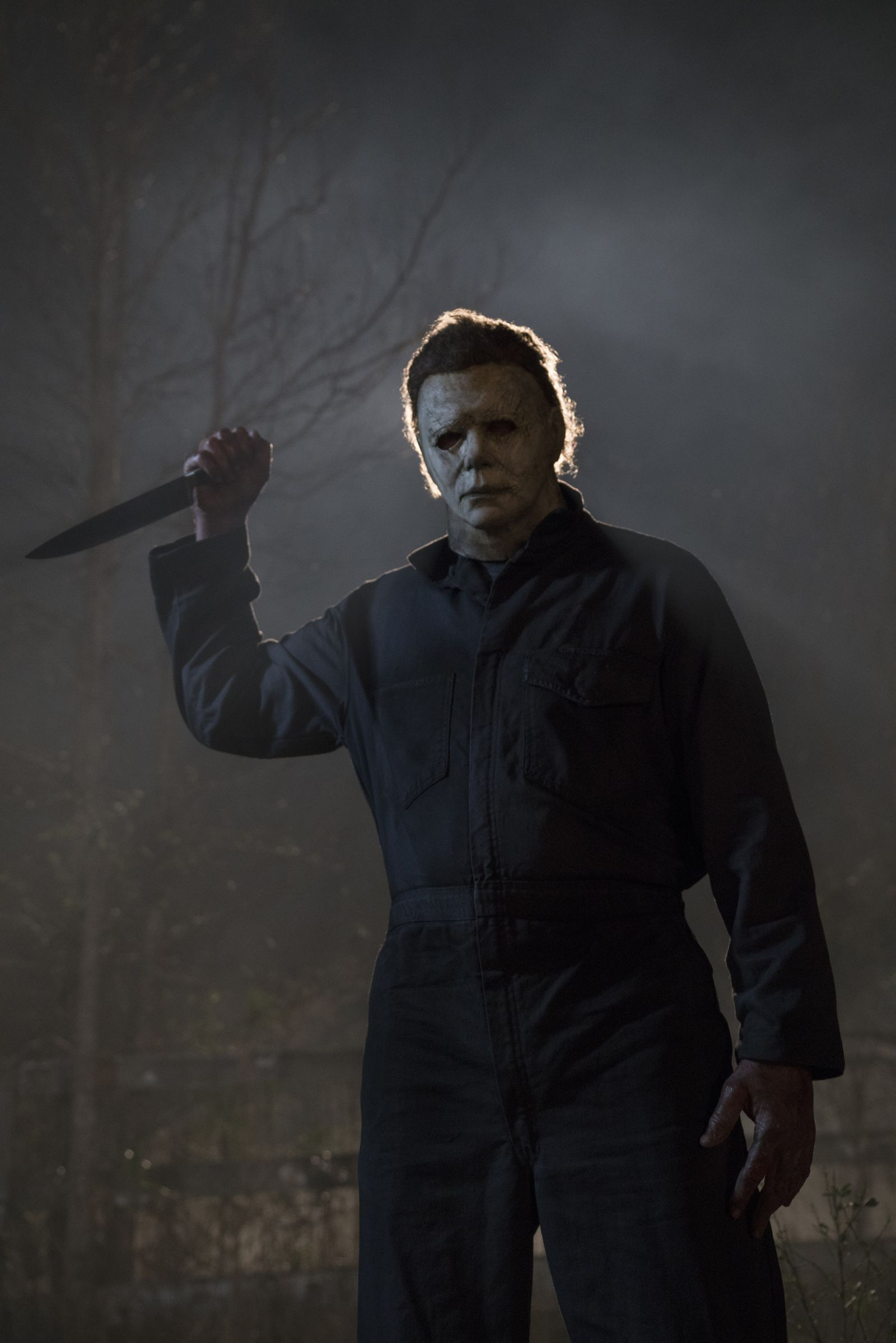 Anything Happen At The End Of The New Halloween 2020 What Actually Happens to Michael Myers at the End of the New