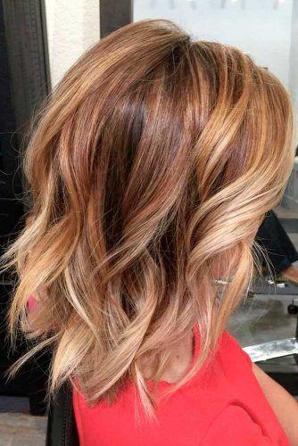 24 Easy New Medium Hair Styles Hair Pinterest Balayage Hair