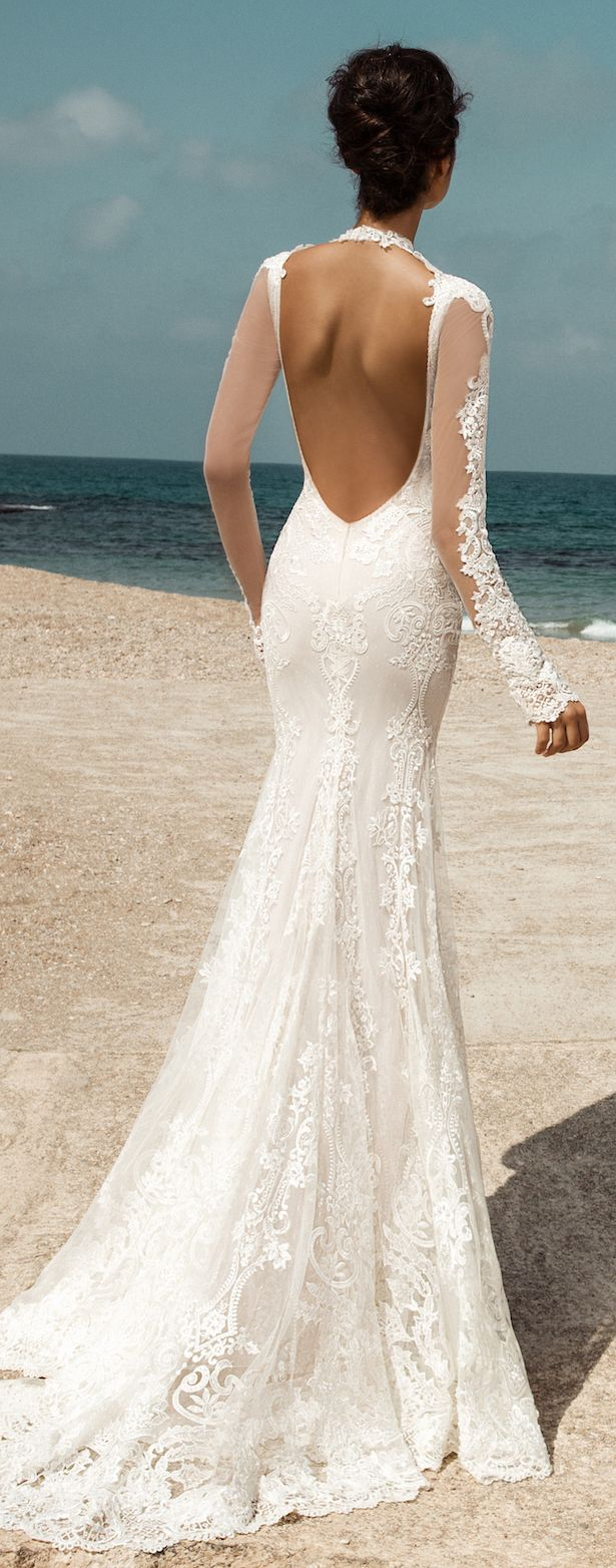 Flower print wedding gown  GALA by Galia Lahav Collection NO III Wedding Dresses  Galia lahav