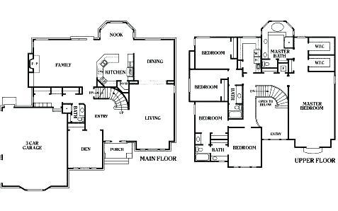 Grand Homes Floor Plans House Floor Plans Grand Homes Floor Plans