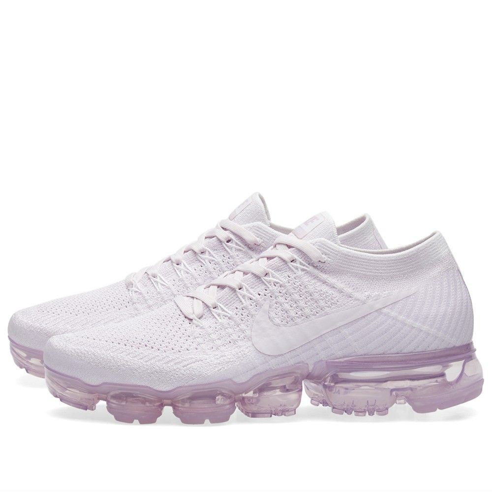 Nike W Air Vapormax Flyknit (Light Violet & White)